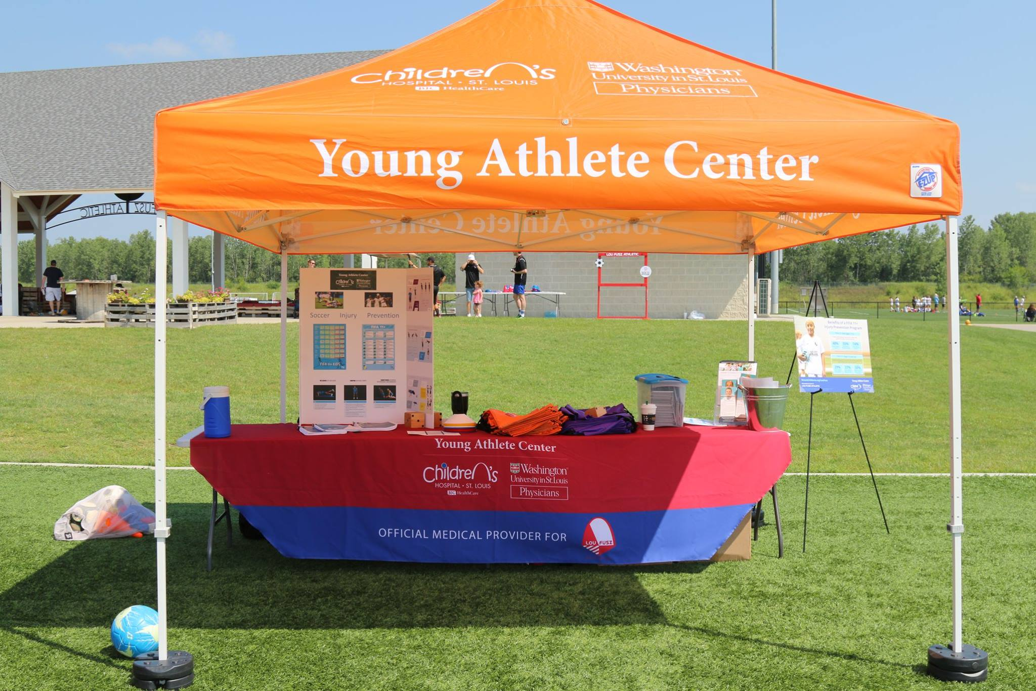 Young Athlete Center