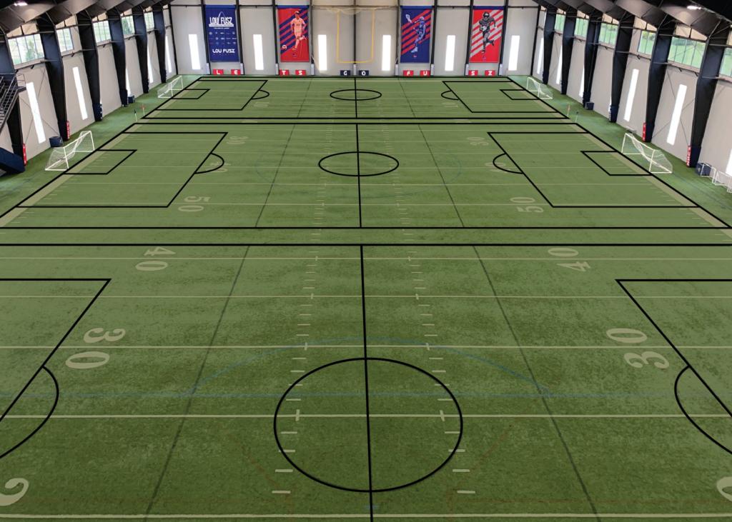 LFA Training Center Indoor Fields