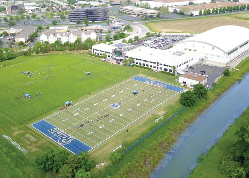 LFA Training Center Outdoor Fields