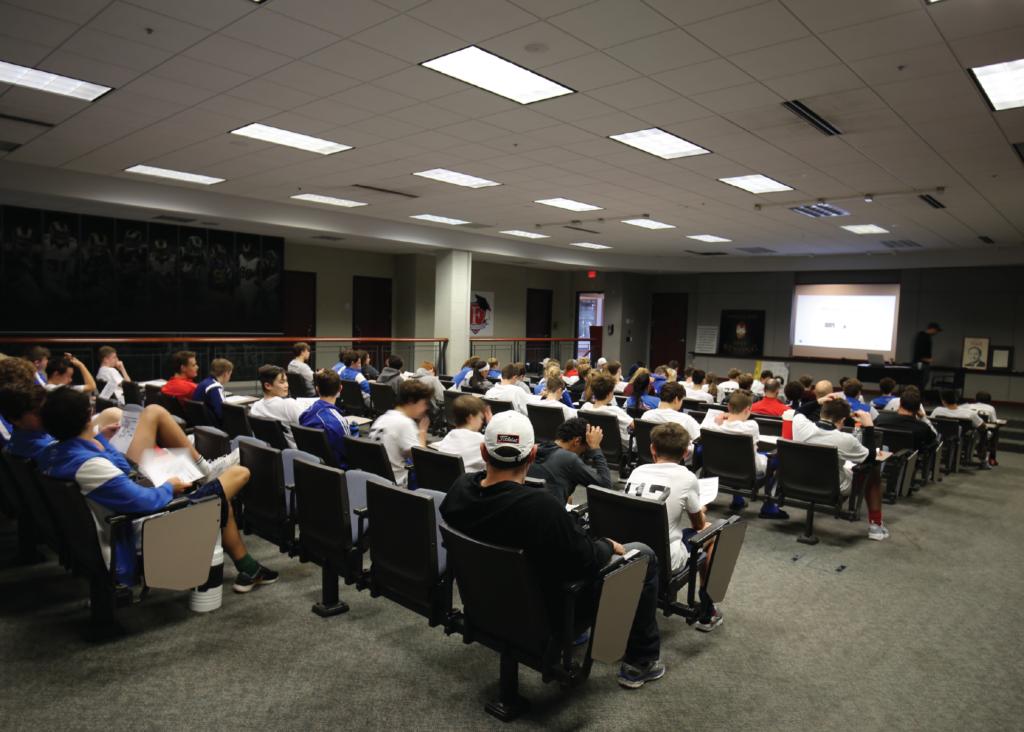 LFA Training Center Auditorium