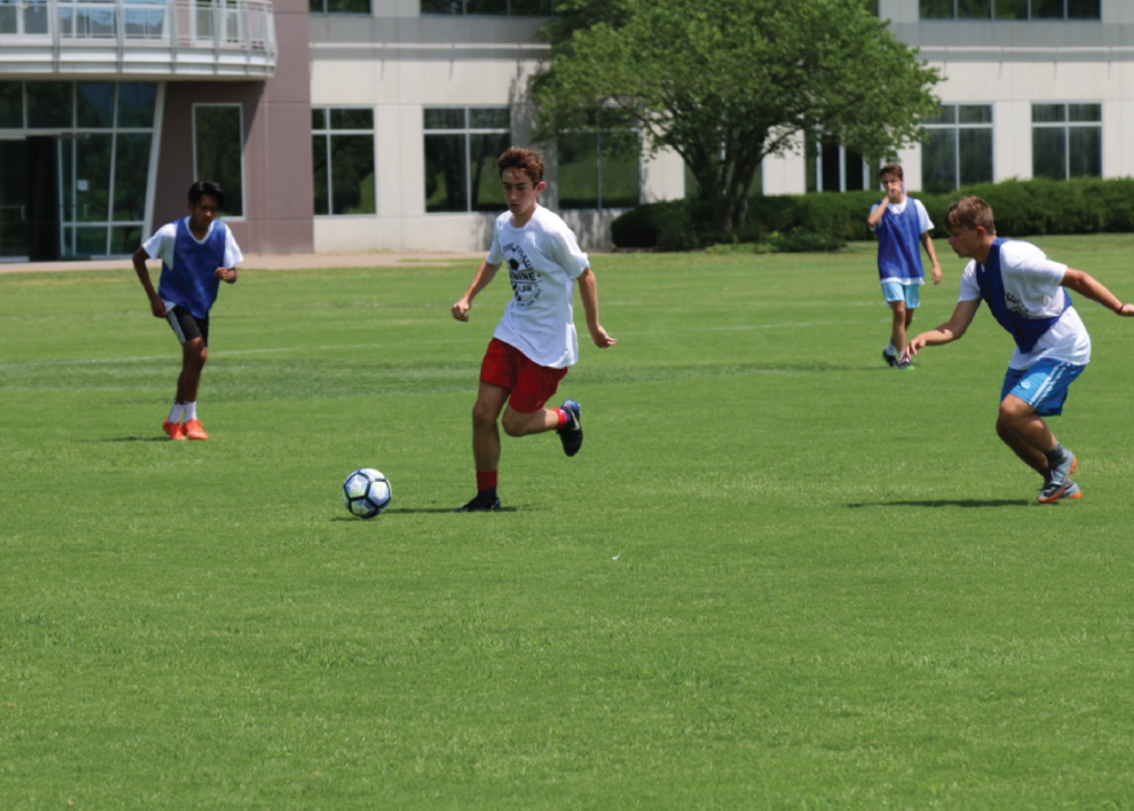 LFA HS Combine Grass Play