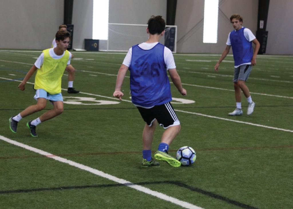 LFA HS Combine Boys Play