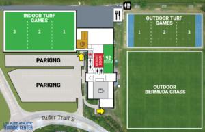 LFA Training Center - Game Day