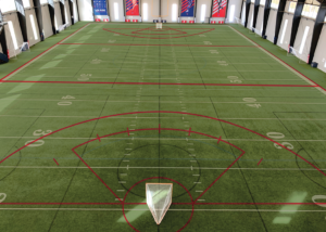 LFA Training Center - Lacrosse Full Field Layout