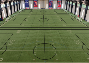 LFA Training Center - Soccer Layout