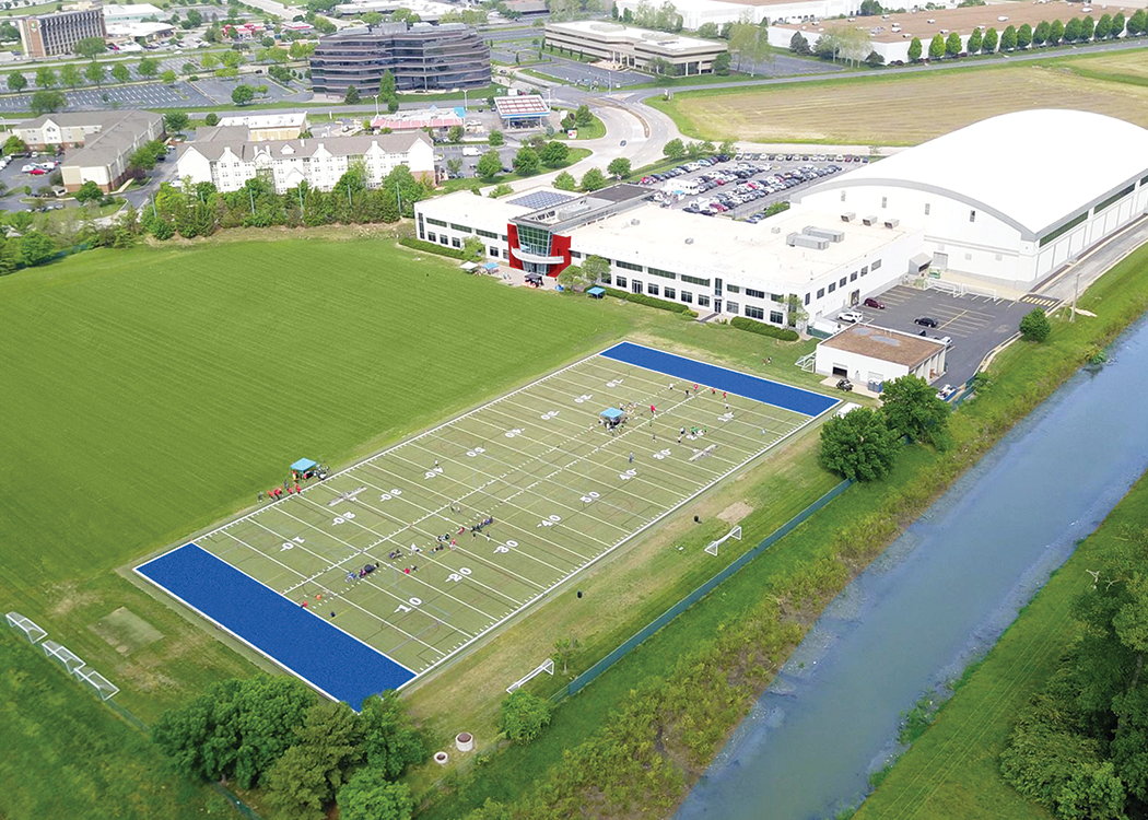 LFA Training Center - Outdoor Fields