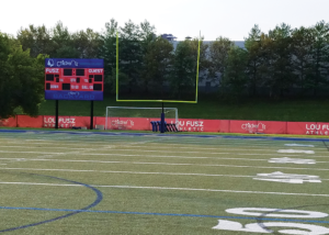 LFA Training Center - Turf Scoreboard