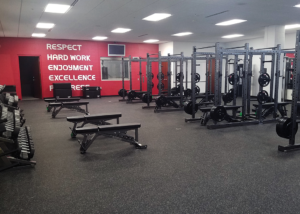 LFA Training Center - Weight Room 1