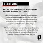 GAL club voice