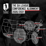 GAL conference map