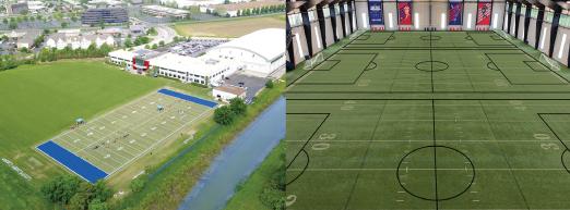 LFA Training Center Fields