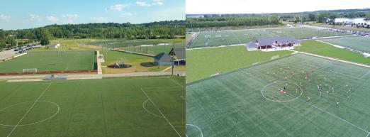 LFA Soccer Complex Fields