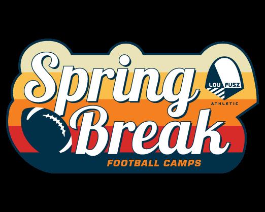 2021 Spring Break Football Camps logo