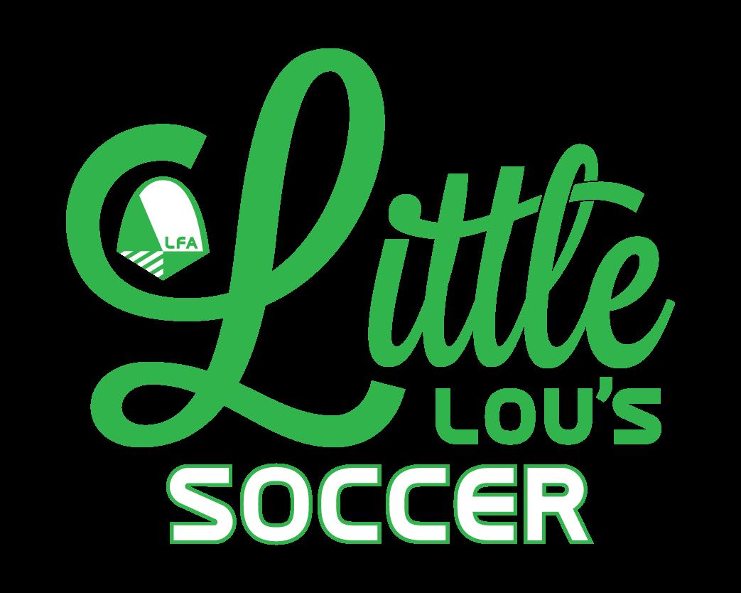 Spring Little Lou's Soccer Program Logo - Lou Fusz Athletic