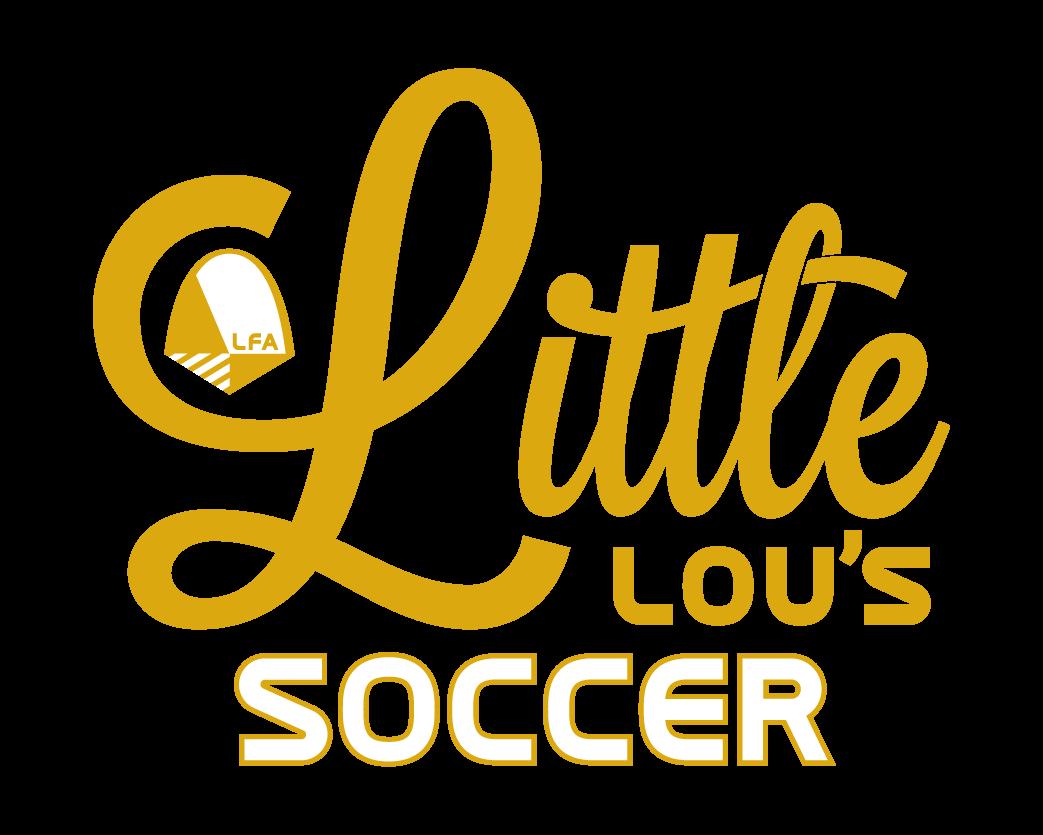 Summer Little Lou's Soccer Program Logo - Lou Fusz Athletic