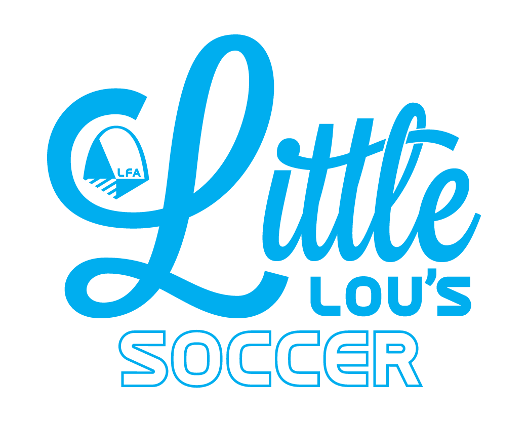 Winter Little Lou's Soccer Program Logo - Lou Fusz Athletic