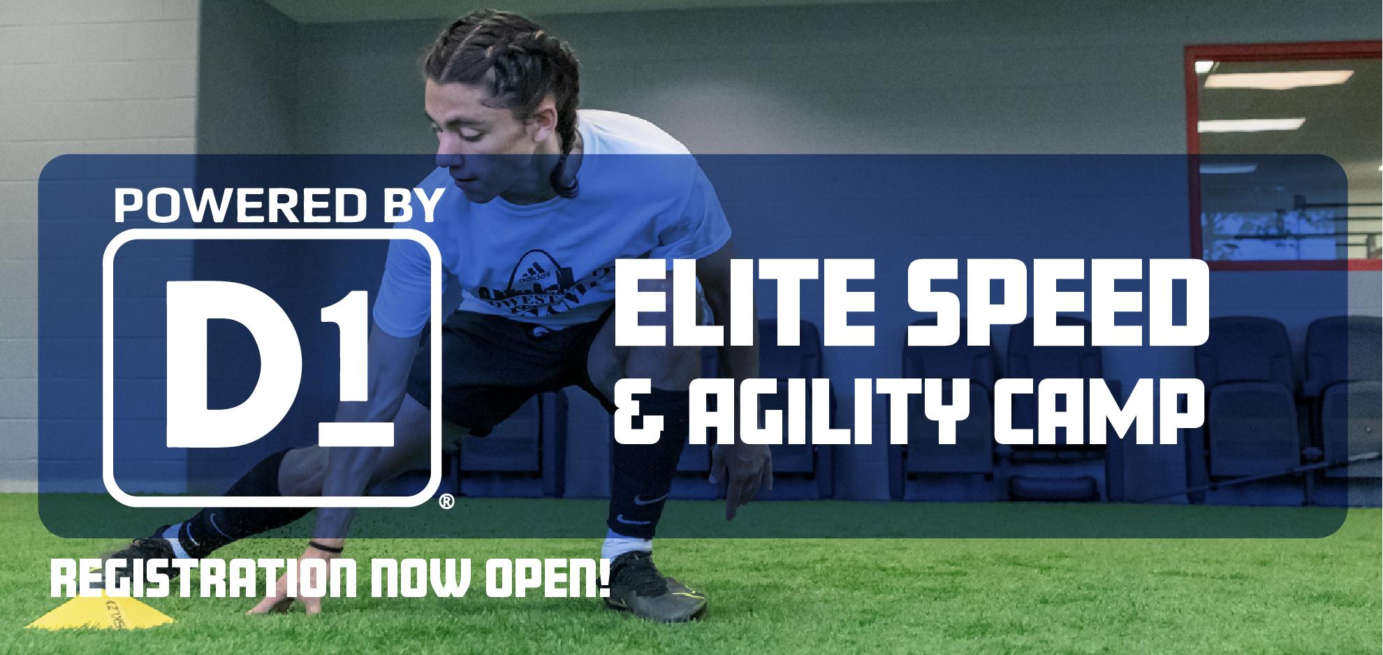 Speed & Agility Elite Camp D1