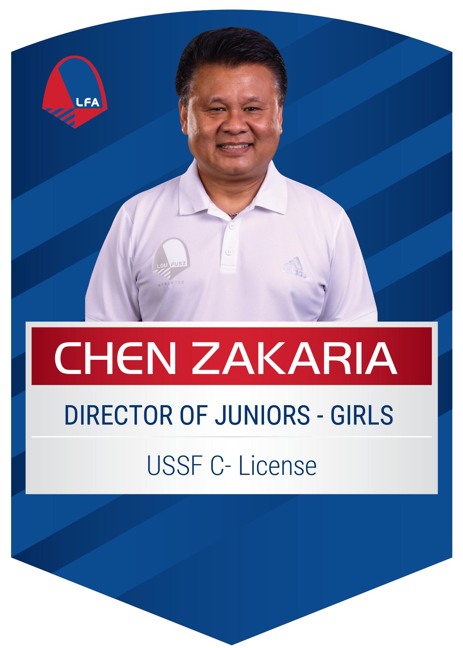 Chen Zakaria