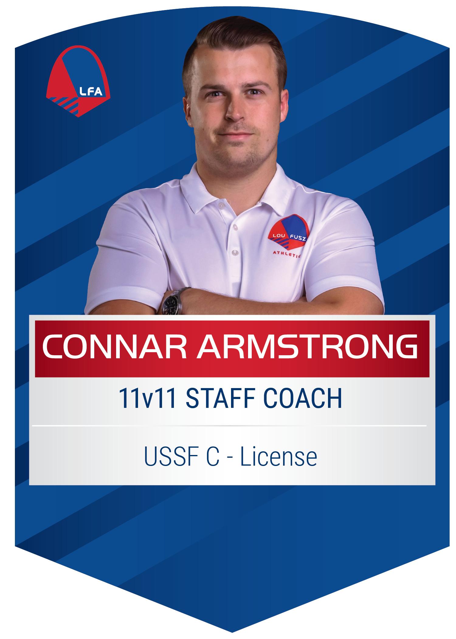 Connar Armstrong