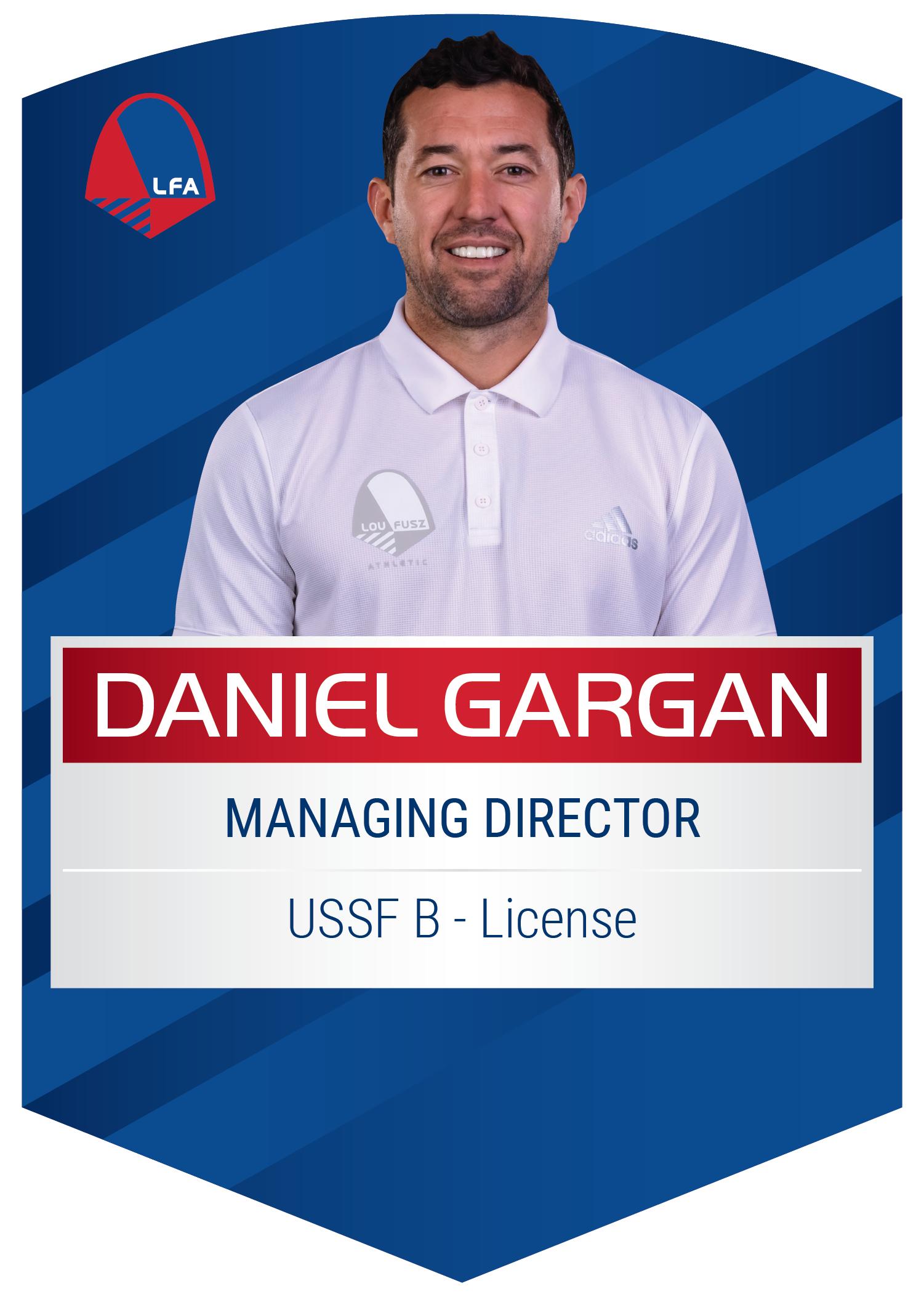 Daniel Gargan