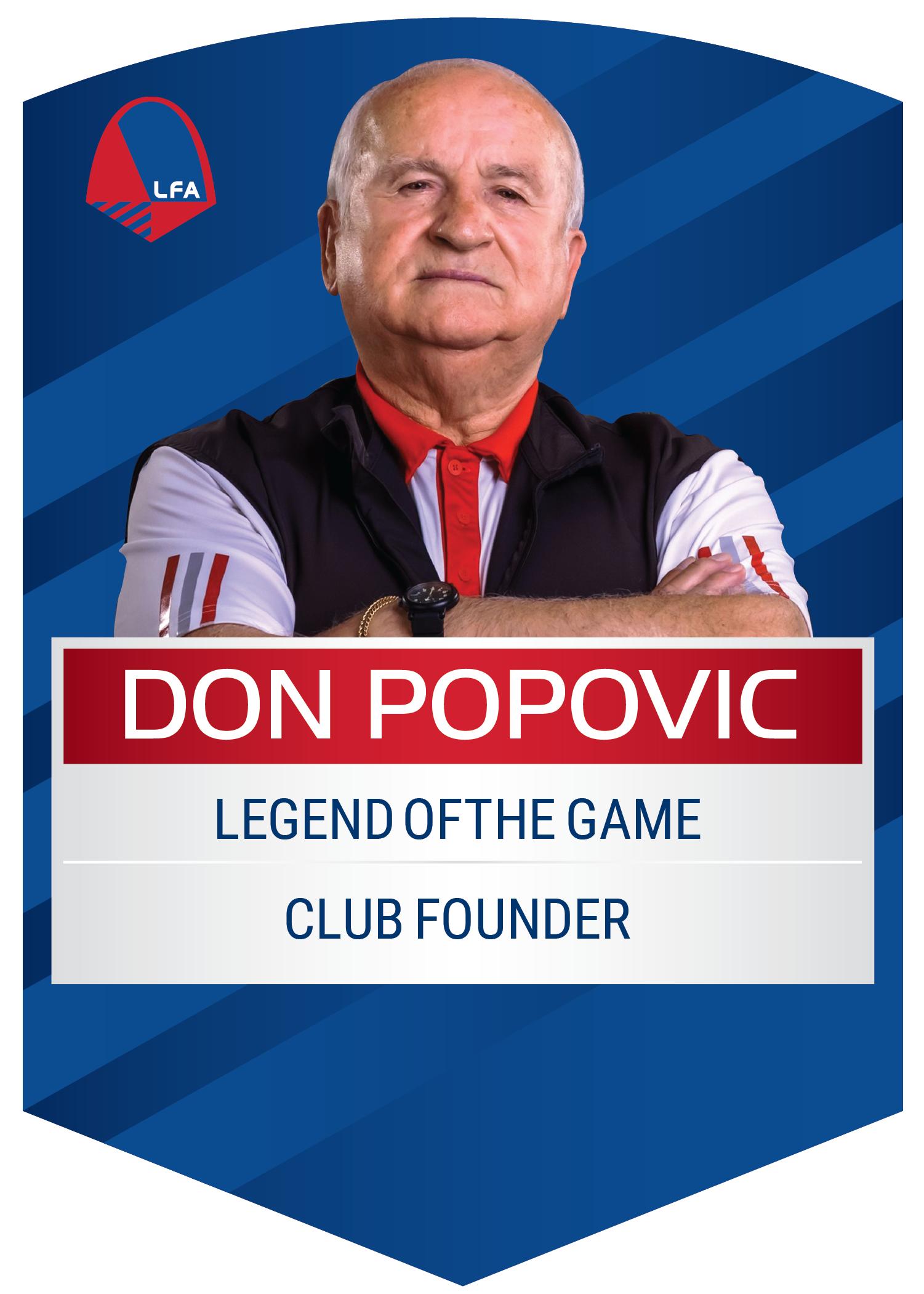 Don Popovic