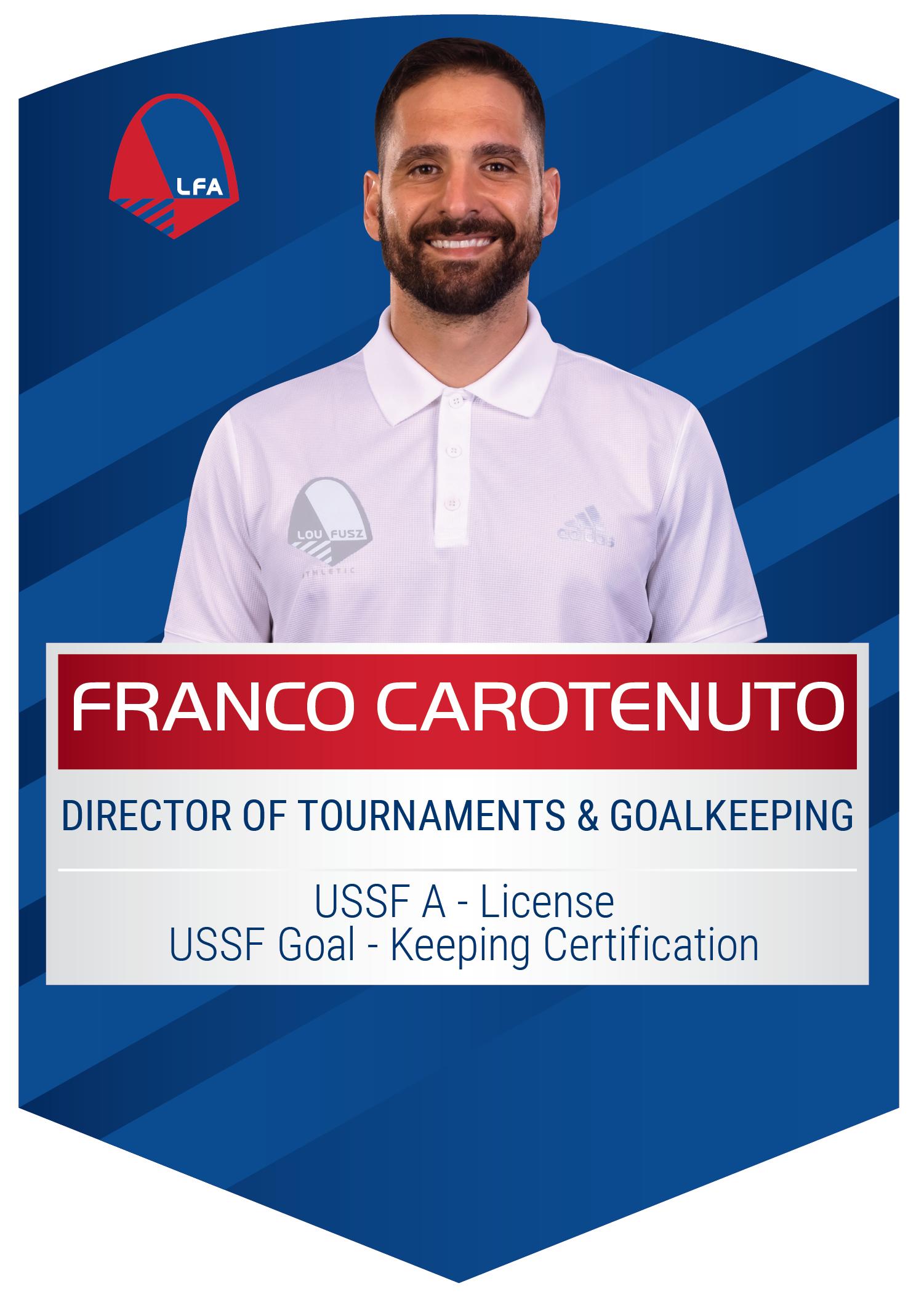 Franco Carotenuto