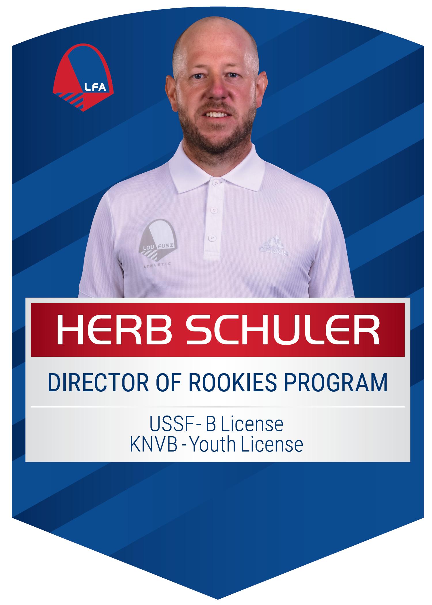 Herb Schuler