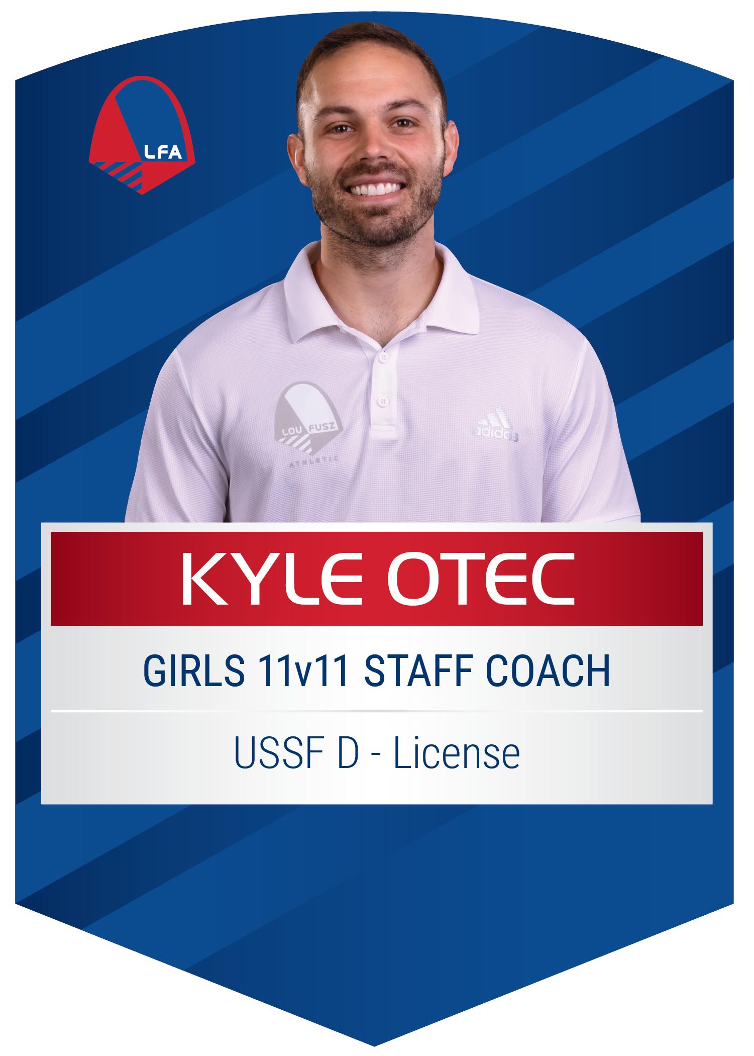 Kyle Otec