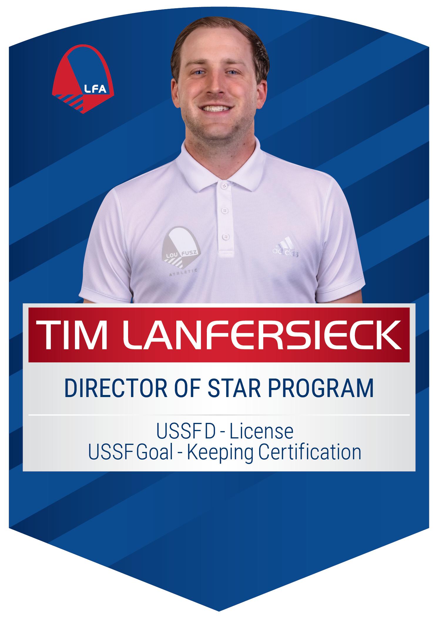 Tim Lanfersieck