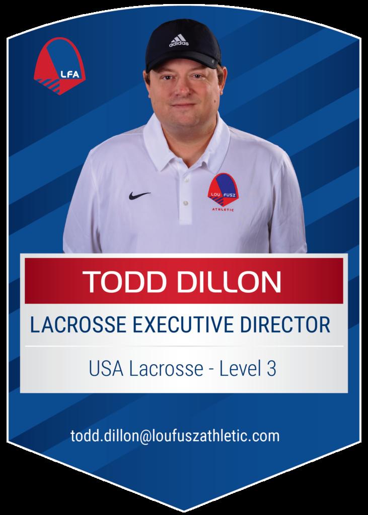 Todd Dillon
