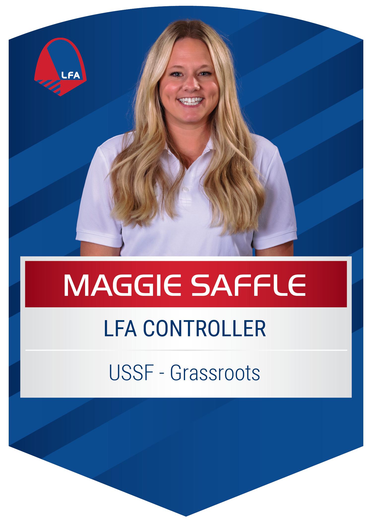 Maggie Saffle